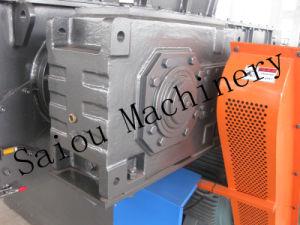 Crusher Plastic Crushing Shredding Machine Plastic Double Shaft Shredder pictures & photos