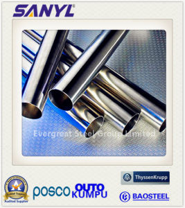 201 Stainless Steel Pipe pictures & photos