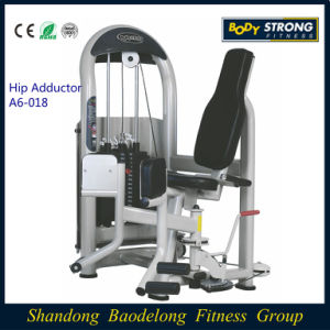 New Style Commercial Gym Equipment Hip Adductor A6-018 pictures & photos