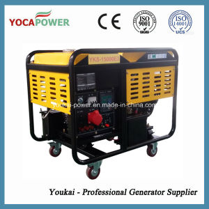 10kw Portable Air Cooled Diesel Industrial Generator pictures & photos