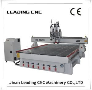 Large Working Area CNC Wood Machine Router with Mach3 Control System