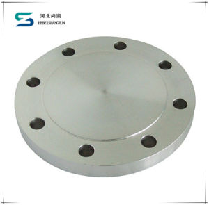 En1092 Carbon Steel Blind Flange for Pipe Fitting pictures & photos