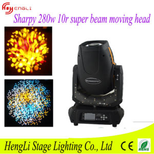 DJ Sharpy 10r Moving Head Beam Light for Stage Party pictures & photos
