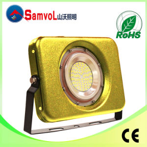 Dimmable 20W Waterproof IP67 LED Flood Light for Outdoor Lighting