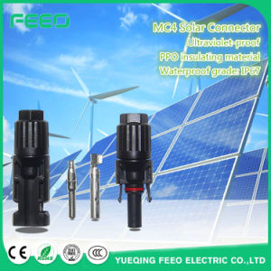 Solar Connector Mc4 for Solar System Installation pictures & photos