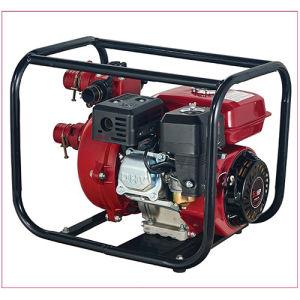 2 Inch High Pressure Fire Fighting Petrol Engine Water Pump