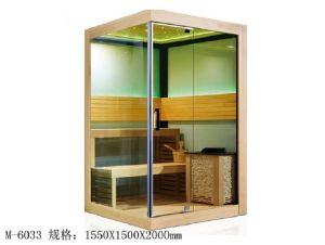 Monalisa Luxury Portable Dry Sauna Room Sauna House M-6033 pictures & photos
