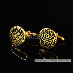 VAGULA Designer Men Cuff Links Shirt Cufflink pictures & photos