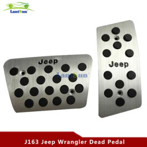 Dead Pedal for Jeep Wrangler Jk pictures & photos
