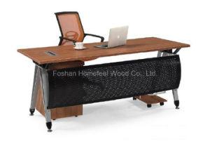 New Design Melamine Modern Staff Office Work Desk (HF-DA014) pictures & photos