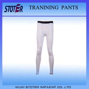 Men′s Crossfit Race Compression Fitness Pants Black All Sizes pictures & photos