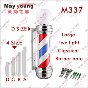 Factory Hot Sell Wholesale Barber Shop Sign Barber Pole pictures & photos
