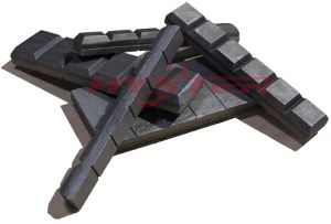 Anti-Wear Chockybar Chockblock for Mining Equipment pictures & photos