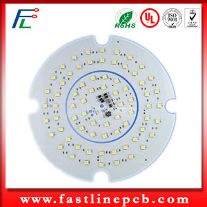 LED PCB, Aluminum PCB for LED with HASL