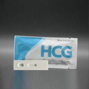 Pregnancy HCG Strip Tests Rapid Pregnancy Test Kit pictures & photos