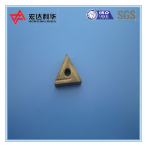 Tungsten Carbide CNC Inserts for Carbide Tips pictures & photos