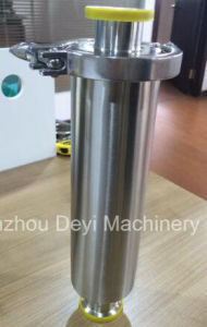 Ss304 Stainless Steel Sanitary Clamp Straight Filters-Strainers pictures & photos