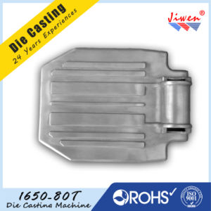 Aluminum Die Casting Aluminium Die Cast in High Quality Foot Plate pictures & photos