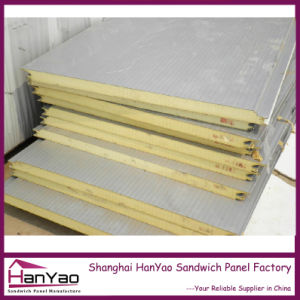 Thermal Insulated Polyurethane PU Sandwich Panel for Wall pictures & photos