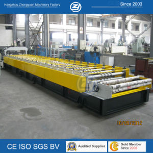 China Steel Roofing Roll Forming Machine with CE pictures & photos