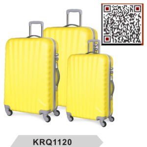 Factory Direct ABS 3PCS Hardside Luggage Wholesale pictures & photos