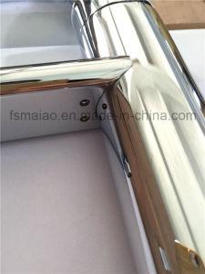 Watermark Round Brass Bathroom Singel Lever Faucet (CG4601) pictures & photos