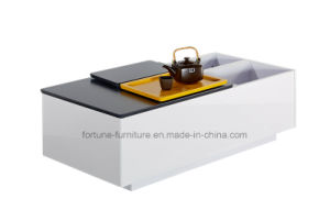 Modern Wooden UV High Gloss Coffee Table (Thinking 501) pictures & photos