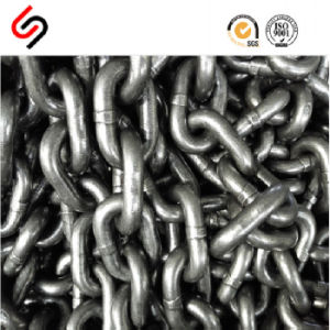 DIN 763 Galvanized Welded Steel Link Chain pictures & photos