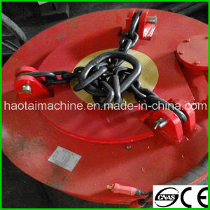 Large Power Electromagnet Lifting Steel Scraps Electric Lifting Magnet pictures & photos
