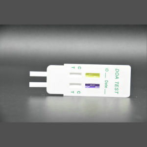 Cassette 3 Drugs Test Urine Rapid Test Kits pictures & photos