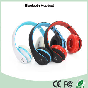 Top Quality Handsfree Stereo Bluetooth Headset Headphone for iPhone Samsung Tablet (BT-1206) pictures & photos