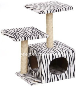 Cat Scratcher Bed Home Tree Cat Toy pictures & photos