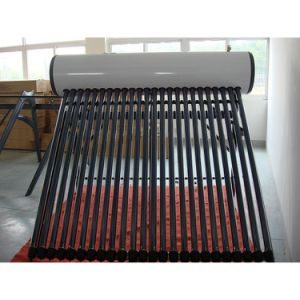 Super Heat Pipe High Pressure Solar Water Heater pictures & photos