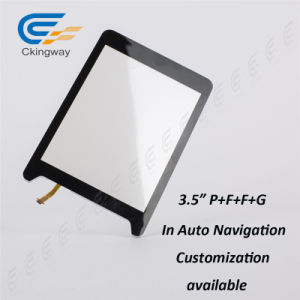 "High Accuracy 3.5"" 4 Wire Resistive Replacement Touch Screen Panel pictures & photos"