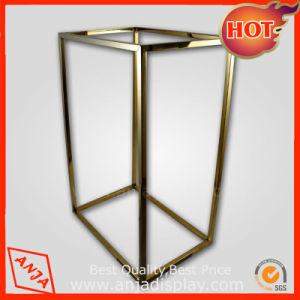 Metal Display Rack Metal Scarf Display Stand pictures & photos