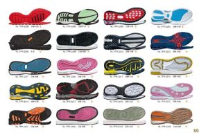 TPR Outsole Rubber Outsole PVC Outsole (NL02) pictures & photos
