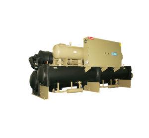 High Temperature Screw Water or Underground Source Heat Pump pictures & photos