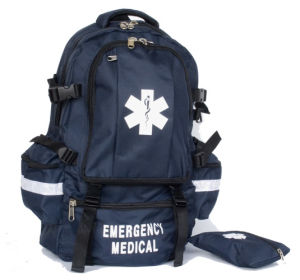 Intubation Kit Pack Emergency Medical Backpack Treatment Hiking Camping Travel pictures & photos