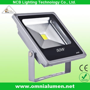 Factory Price 50W LED Garden Square Flood Light (F50W*-A)