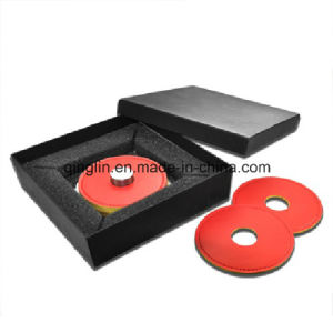 Custom Promotional Gift Red Business Cup Mat/Coaster Gift Set (QL-TZ-0006) pictures & photos