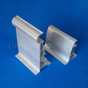 Anodized Aluminum Profile for Curtain pictures & photos
