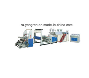 Stretch Film Rolls Making Machine