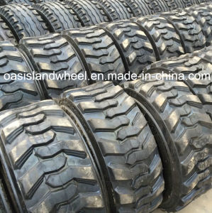 Bias Telehandler Tire (12-16.5) with Rim for Skid Loader pictures & photos