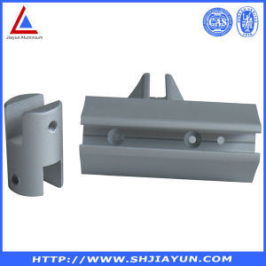 6063 Extrude Aluminium Machining Parts by CNC pictures & photos