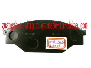 Semi-Metal Brake Parts for Toyota Hiace (04465-YZZ56) pictures & photos