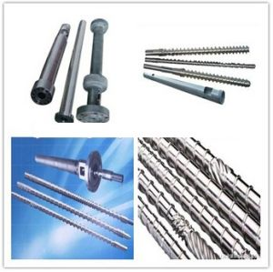 Bimetallic Single Screw Barrel for Extruder pictures & photos