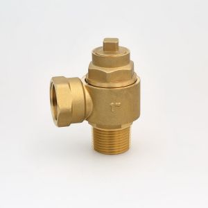 Brass Ferrule Valve (Hx-6200) pictures & photos