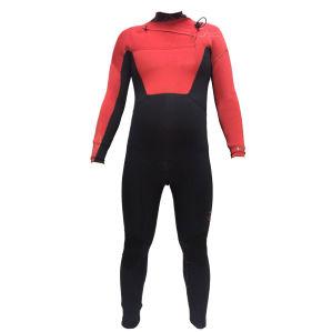 Men′s Long Neoprene Wetsuit/Swimwear/Sports Wear (HX-L0242) pictures & photos