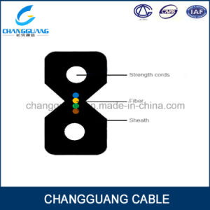 GJXFH Fiber Cable Bow-Type Drop Cable Indoor Fiber Optic Cable Lighting Plastic Optical Fiber Cable Internet Shopping Price List pictures & photos