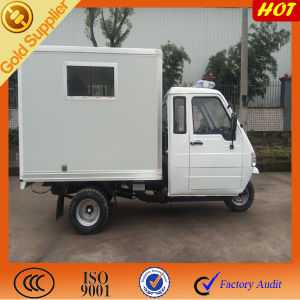 Strong Ambulance Enclosed Cabin Box pictures & photos